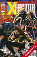 X-Factor Vol.1 - Completa -