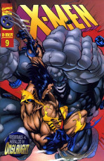 X-Men Vol.2 nº 9