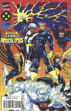 Los Asombrosos X-Men Vol.1 nº 1