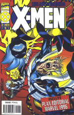 Los Asombrosos X-Men Vol.1 nº 2