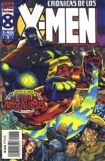 Crónicas de los X-Men Vol.1 nº 2