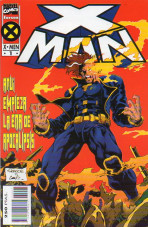 X-Man Vol.1 nº 1