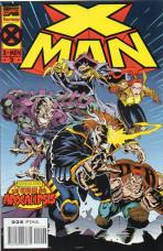 X-Man Vol.1 nº 2
