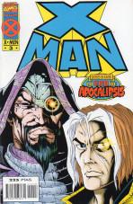 X-Man Vol.1 nº 3