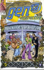 Gen 13 Interactive Vol.1 nº 1
