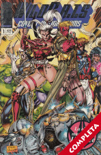 WildC.A.T.S. Vol.1 - Completa