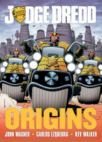 Juez Dredd: Orígenes