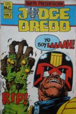 Judge Dredd / Juez Dredd Vol.1 nº 2