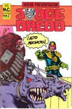 Judge Dredd / Juez Dredd Vol.1 nº 3