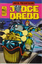 Judge Dredd / Juez Dredd Vol.1 nº 4