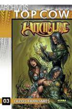 Witchblade Vol.1 nº 3 - Lazos Familiares