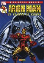 Biblioteca Marvel: Iron Man Vol.1 nº 8