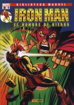 Biblioteca Marvel: Iron Man Vol.1 nº 9