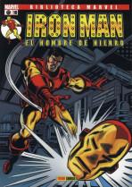 Biblioteca Marvel: Iron Man Vol.1 nº 10