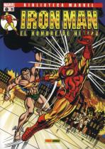 Biblioteca Marvel: Iron Man Vol.1 nº 11