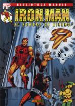 Biblioteca Marvel: Iron Man Vol.1 nº 12