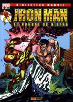 Biblioteca Marvel: Iron Man Vol.1 nº 15
