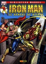 Biblioteca Marvel: Iron Man Vol.1 nº 16