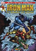 Biblioteca Marvel: Iron Man Vol.1 nº 19
