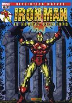 Biblioteca Marvel: Iron Man Vol.1 nº 21