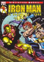 Biblioteca Marvel: Iron Man Vol.1 nº 22