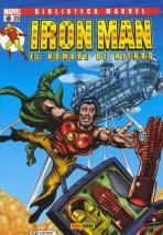 Biblioteca Marvel: Iron Man Vol.1 nº 23