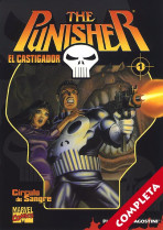 The Punisher / El Castigador Vol.1 - Completa -