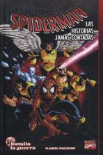 Spiderman: Las historias jamás contadas Vol.1 nº 5