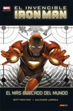 Marvel Deluxe. El Invencible Iron Man nº 2 - El más buscado del mundo