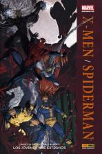 100% Marvel. X-Men / Spiderman: Los jóvenes más extraños