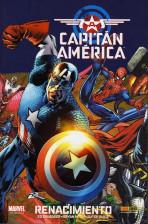 100% Marvel. Capitán América: Nacimiento