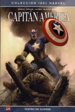 100% Marvel. Capitán América: Teatro de Guerra