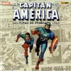 100% Marvel. Capitán América: Las Tiras de Prensa de 1940