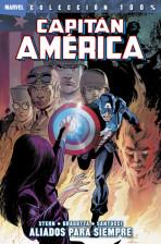 100% Marvel. Capitán América: Aliados para siempre