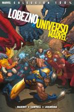 100% Marvel. Lobezno vs. Universo Marvel