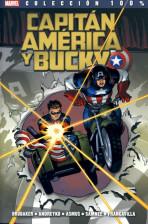 100% Marvel. Capitán América y Bucky