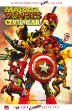 100% Marvel. Marvel Zombies - Civil War