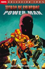 100% Marvel. Tierra De Sombras - Power Man