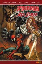 100% Cult Comics. Spiderman & Red Sonja
