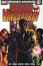Los Vengadores: Dinastía de M