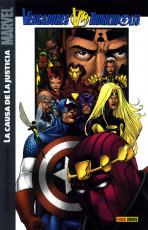 Vengadores vs. Thunderbolts: La causa de la justicia