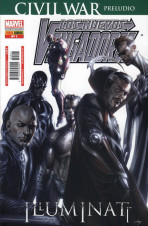 Los Nuevos Vengadores: Illuminati