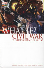 What If: Civil War y otras grandes Sagas