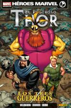 El Poderoso Thor: Los Tres Guerreros