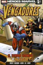 Los Vengadores: El Hombre Hormiga y La Avispa