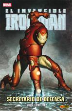 El Invencible Iron Man: Secretario de Defensa