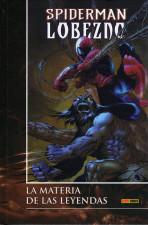 Spiderman & Lobezno: La materia de las Leyendas