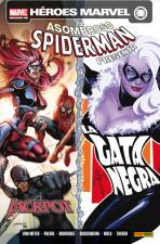 Asombroso Spiderman Presenta: Jackpot y Gata Negra