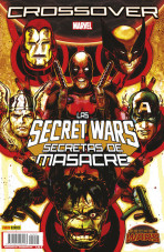 Secret Wars: Crossover 1 - Masacre
