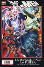 X-Men: La división hace la fuerza